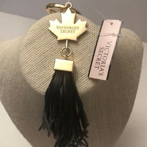 Victoria's Secret tassel key chain